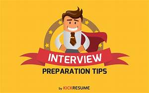 Job Second Interview 6 Simple Job Interview Preparation Tips That Help You To