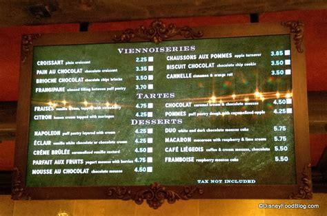 cuisine liegeois review café liégeois at les halles in epcot s