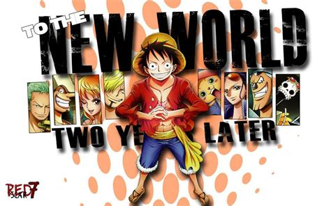 One Piece New World Wallpapers
