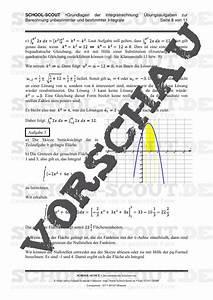 Unbestimmte Integrale Berechnen : grundlagen der integralrechnung bungsaufgaben zur berechnung unbestimmter und bestimmter ~ Themetempest.com Abrechnung