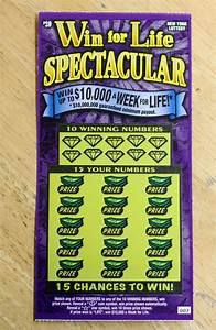 N.Y. man hits $10M scratchoff lottery by accident - NY ...