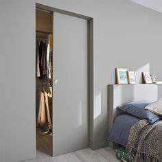 french door with folding shutters decorative door between With installer porte coulissante dans cloison