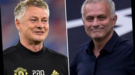 Jose Mourinho in cheeky Man Utd jibe as he claims former ...