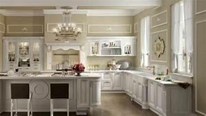 Meuble Shabby Chic : meuble cuisine shabby chic youtube ~ Teatrodelosmanantiales.com Idées de Décoration