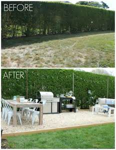 10 beautiful outdoor makeovers and sweet words from our
