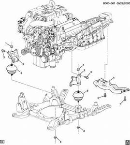 2003 Cadillac Sts Engine Diagram