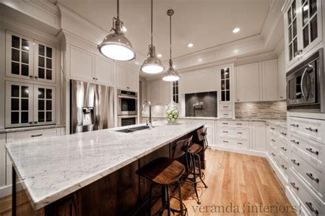 tile flooring kitchen custom painted kitchen with oak island 2748