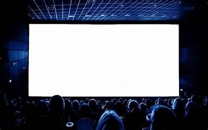 Screen Theater Cinema Audience Transparent Display Pngio