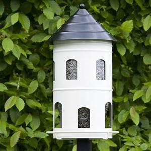 gigant futterstation futterhaus weiss vogel und With katzennetz balkon mit wildlife garden vögel