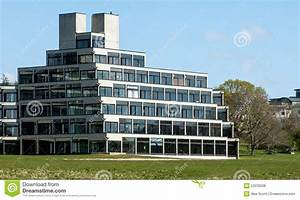 Modern 1960's architecture stock photo. Image of building ...