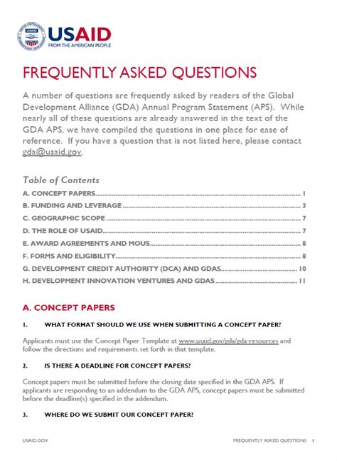 Frequently Asked Questions About The Gnu Frequently Asked Questions Global Development Alliance