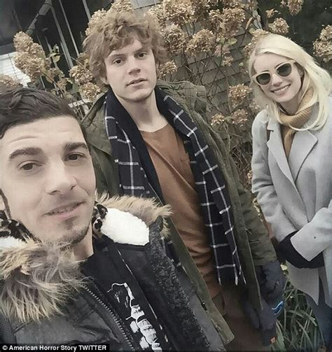Emma Roberts and Evan Peters 'are engaged again' after ...