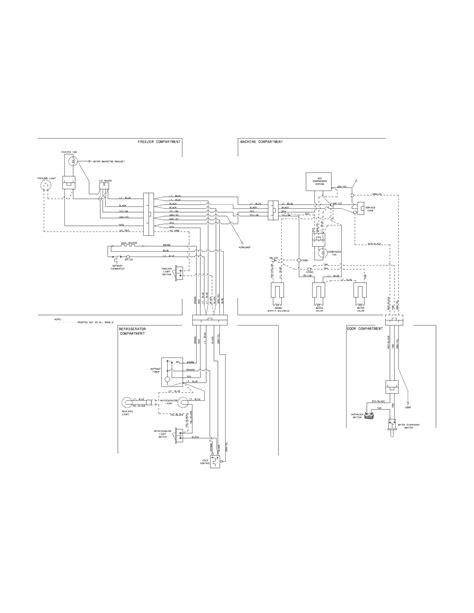 frigidaire ffht1826ps0 top mount refrigerator genuine parts