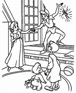Print U0026 Download Fun Peter Pan Coloring Pages Downloaded
