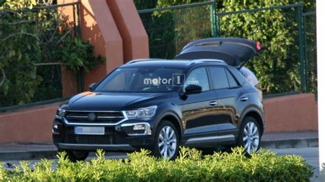 vw t roc 2019 2019 volkswagen t roc photos price release date review news