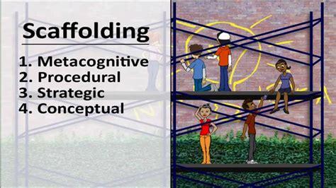 scaffolding  education youtube