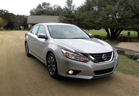 2016 Nissan Altima 2.5 Sv As Tested Priced At ,425. In