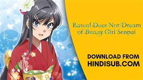 Rascal Does Not Dream Of Bunny Girl Senpai Hindi Sub 18 Tpxanime