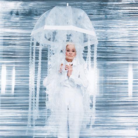 sew costume bubble wrap jellyfish martha stewart