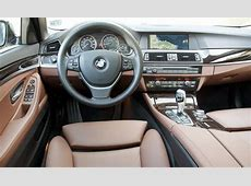 Review 2011 BMW 550i Autoblog