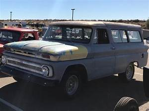 Carry On  1966 Chevrolet Suburban Carryall