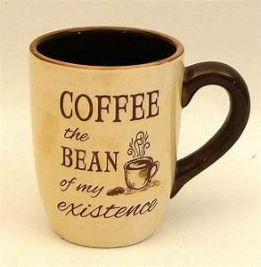 Coffee, Mug, U0026quot, The, Bean, Of, My, Existence, U0026quot, Wholesale, Drop, Ship