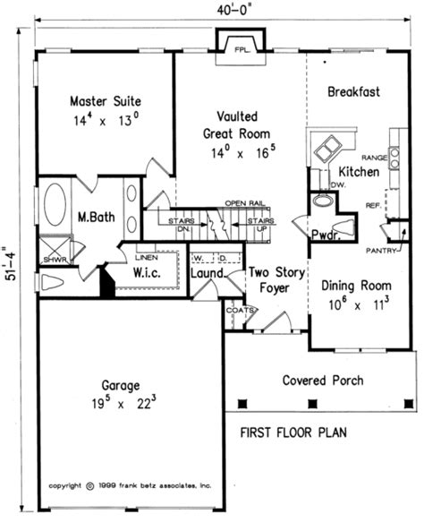 avensong house floor plan frank betz associates