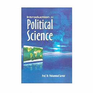Introduction To... Political Science