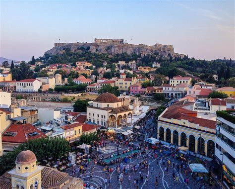 Your Complete Instagram Guide To Athens Greece Stylecaster