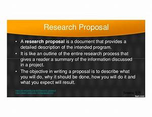 Procedure for writing a research proposal example of strong