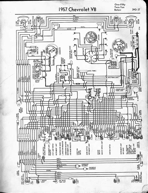 57 Ford Truck Wiring Diagram by 1957 Chevy New Light Switch Has Power To Only One Spade