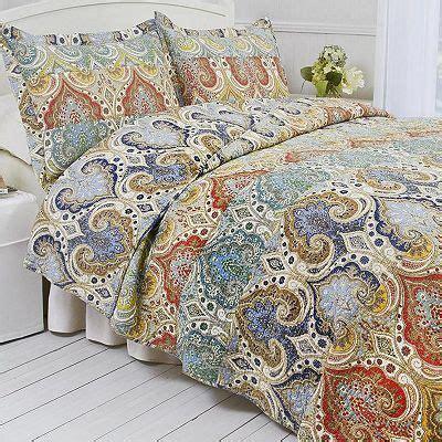 hedaya genoa reversible quilt set   home quilt