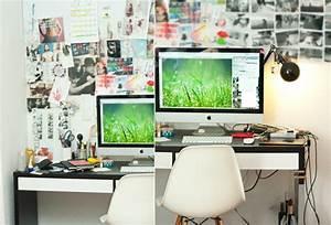 Schreibtisch Wohnzimmer Lösung : der tisch in meinem wohnzimmer butterflyfish ~ Markanthonyermac.com Haus und Dekorationen