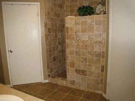 doorless showers design inspirations  doorless walk