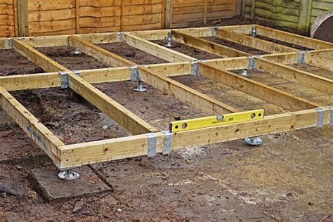 how to level a shed how to make a shed floor strong and durable