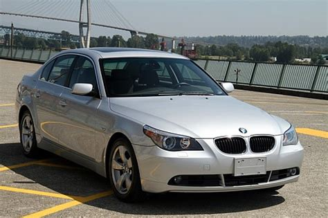 2006 Bmw 525i Review by Bmw 525i 2006 Review Amazing Pictures And Images Look