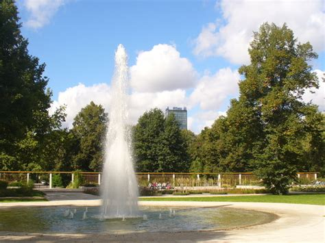 Treptower Park Brunnen Im Rosengarten Mgrs Uuu