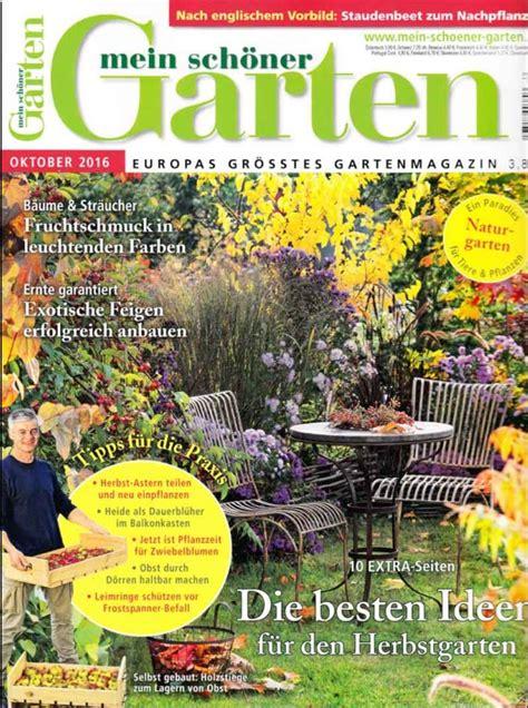 Mein Schöner Garten by Mein Sch 246 Ner Garten