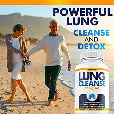 Lung Cleanse And Detox Helps Quit Smoking Supports