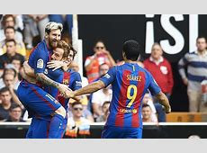 Alaves vs Barcelona LIVE Messi and Co look to close gap