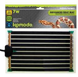 komodo advanced heat mat for reptiles snake lizard gecko