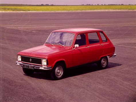 Avengers In Time: 1968, Cars: Renault 6