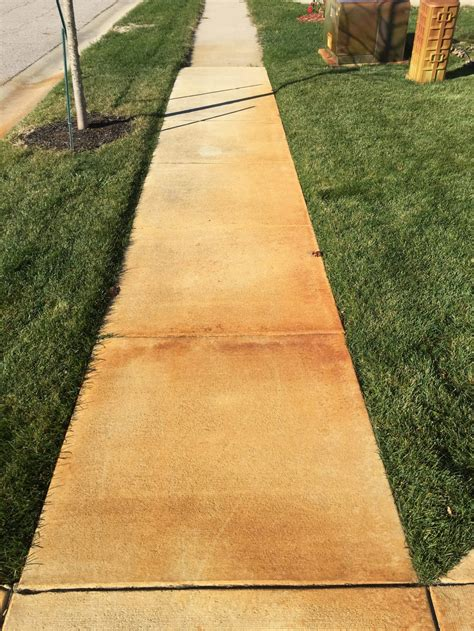 rust stains on concrete patio rust stain removal rust stain removal siding rust
