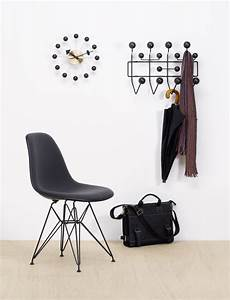 Hang It All Schwarz : vitra eames hang it all garderobe schwarz vitra black collection von ~ Bigdaddyawards.com Haus und Dekorationen