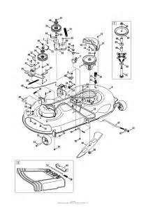 mtd 13bl78st099 247 288853 lt2000 2013 parts diagram for mower deck
