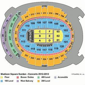 Madison square garden seating chart markus ansara for Madison square garden virtual seating chart