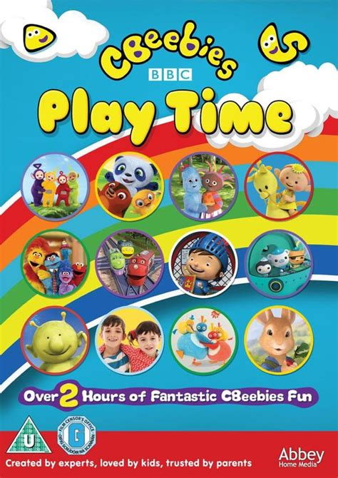 cbeebies playtime dvd abbey kids
