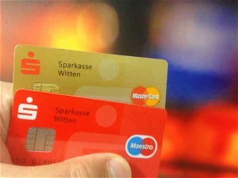 Unterschied Zwischen Kreditkarte Und Ec Karte