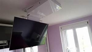 Fernseher An Die Wand Hängen Ohne Halterung : fernseher wand h ngen kabel verstecken ~ Michelbontemps.com Haus und Dekorationen