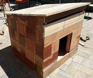 Diy simple dog house myoutdoorplans free woodworking for Basic dog house plans